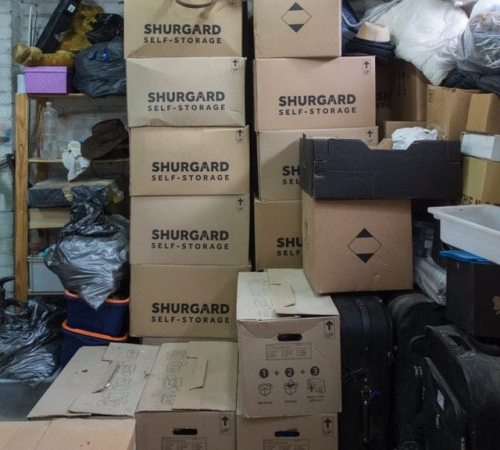 Move and Storage