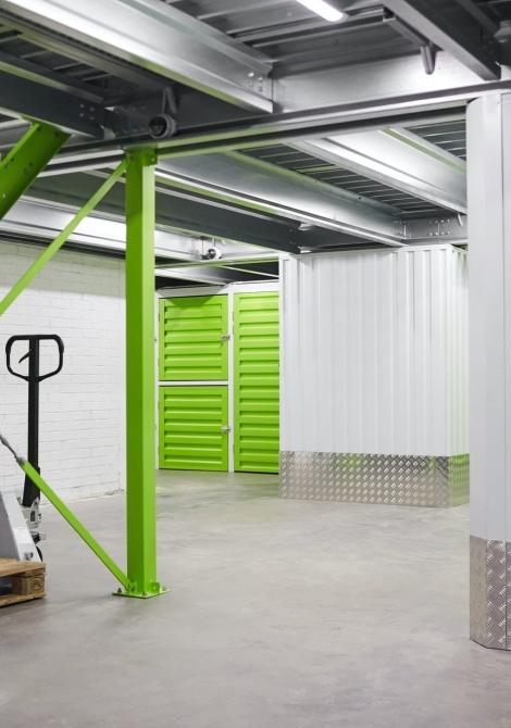 Storage facility sheffield