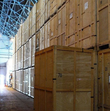 Commercial Storage with Simple to Store